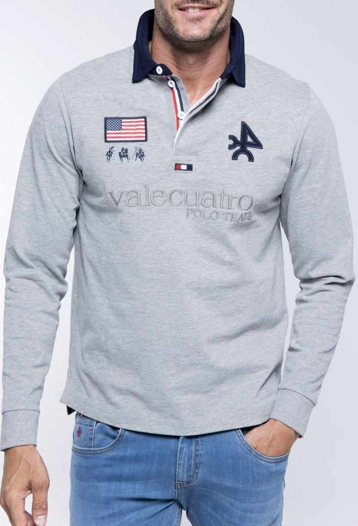 Rugby H Usa Gris